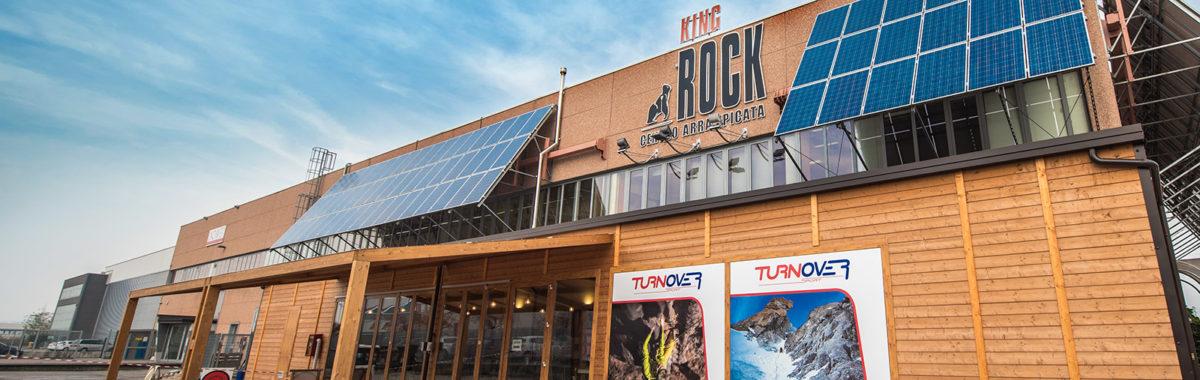 King Rock - palestra di arrampicata