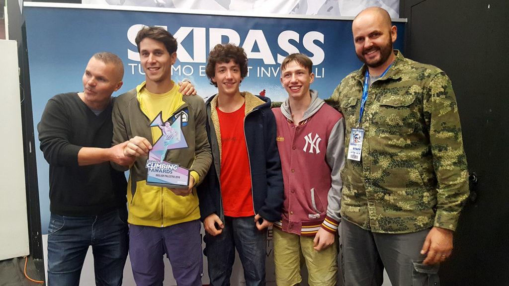 Miglior palestra di arrampicata d'italia